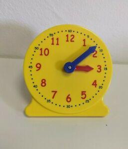 Lernuhr Uhr lernen Uhrzeiten