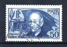 """FRANCE STAMP TIMBRE YVERT 398 """" CLEMENT ADER 50F OUTREMER """" OBLITERE TB  R847"""