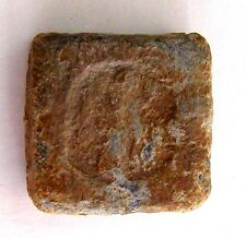 ANCIENT ROMAN JUDAEA BYZANTINE Lead WEIGHT image of the Goddess #AR52-59