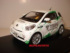 J-COLLECTION JC302 TOYOTA IQ TEIN VERSION 2011 au 1/43°