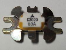 2SC3020 (SÌ NPN 10W 400-512MHz 12,5V ) TRANSISTOR FINE MITSUBISHI