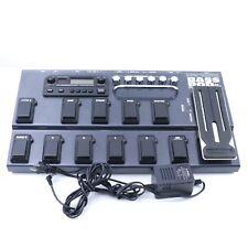Line 6 Bass Pod XT Live Bass Guitar Multi-Effects Pedal & Power Supply P-07215