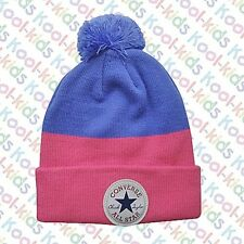 Converse Chuck Taylor Girls Winter Hat - BNWTS  Mod Pink