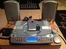 Emerson ES27 Compact Disc Audio System With Remote Control