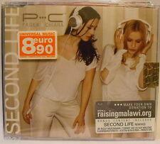 PAOLA & CHIARA - SECOND LIFE REMIXES - CD EP - SIGILLATO
