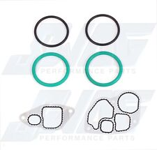 94.5-03 Ford 7.3 7.3L Powerstroke Diesel Felpro Oil Cooler Gasket Oring Kit