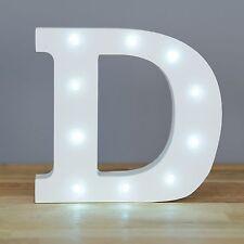 Up In Lights The Original Light up Letters - Letter D