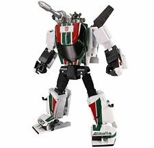 Transformers obra maestra Mp-20 aluminio Jack Takara Tomy