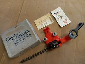 RIDGID  BC210 Top Screw Bench Chain Vise, New Old Stock  / Free Shipping