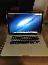 "Apple MacBook Pro 15"" 2.6GHz Core i7 750GB 8GB OS X Mountain Lion  Mid-2012"