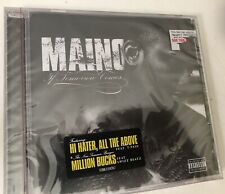 MAINO If Tomorrow Comes NEW & SEALED Music CD