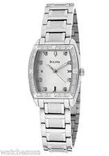 Bulova Women's Highbrdge Diamond Bezel Watch 96R162