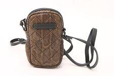 "NWT $1895 Brunello Cucinelli Python Leather Mini Logo ""Camera"" Bag W/ Strap A181"