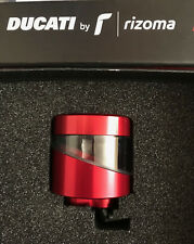 Ducati by Rizoma Red Clutch Fluid Reservoir - WAVE 96180511AB