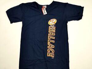 NWT NASCAR #2 Rusty Wallace Chase Authentics Sz OS (Big) Dark Blue 1 sided Shirt
