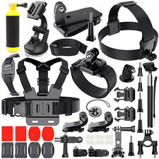 Outdoor Sports Accessories Kit for Gopro hero6 5 Session 4 3+ /SJCAM/SOOCOO/EKEN