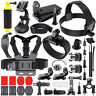 Outdoor Sports Accessories Kit for Gopro hero8 7 6 5 Session 4 3+ /SJCAM/SOOCOO