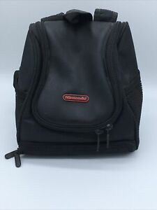 Nintendo Mini Backpack Gameboy DS 3DS Carrying Protective Travel Case *Used*