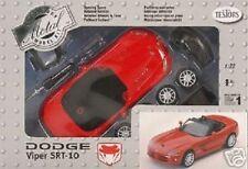 Testors 1:32 Dodge Viper SRT/10 Red snap kit NIP 630016