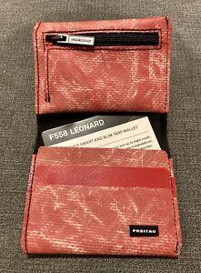 Freitag F558 Leonard Rather Smart Wallet RRP £75