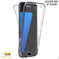 360 Ultra Slim Case Samsung Galaxy S7 Edge G935 trasparente