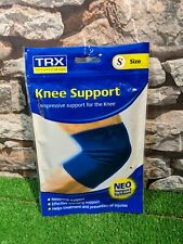 TRX Neoprene Stretch Knee Support Size Small Free P&P