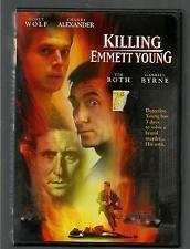 KILLING EMMETT YOUNG  *SCOTT WOLF - TIM ROTH - GABRIEL BYRNE*  DVD - WIDESCREEN