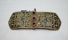 Antique Collectible First Balkan Pafti Belt Buckles Buckle Enamel 17 Century Art