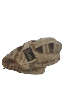 """VTG Franklin 4175 12"""" Baseball Glove Leather The backhander The Grabber RHT GUC"""