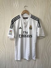 REAL MADRID 2014 2015 HOME FOOTBALL SHIRT SOCCER JERSEY ADIDAS f50637