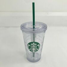 Starbucks Logo Clear 16oz Cold Cup