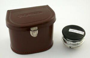 VOIGTLÄNDER Skoparex 3,4/35 35 35mm F3,4 Ultramatic Bessamatic top + case /21