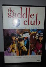 ** The Saddle Club - The Mane Event (DVD, 2005)