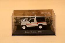 IXO 1:43 Gurgel Carajas 1986 Diecast Models Limited Edition