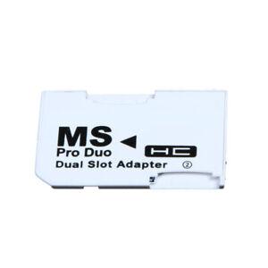 Super hohe Schreib-/Dual 2 Slot Micro SD SDHC TF, Memory Stick MS Pro Duo L~