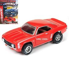 AUTO WORLD ~ New '69 Chevy Camaro  ~ New in Clam Pack  ~  Also Fits Afx, AW, JL