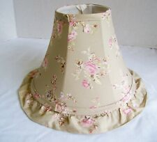 Simply Shabby Chic Floral Castle Lamp Shade