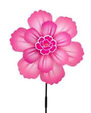 Ilusión óptica Púrpura//Rosa//Azul Spinning móvil Primavera//Verano Decoración del hogar 50 Cm
