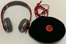 Beats Solo HD Red Special Edition On-Ear, Wired Headphones