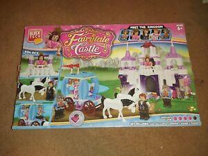 Block Tech Fairytale Castle
