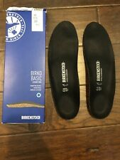 Birkenstock Insole Birko Basic Leisure Time full length size 46 Black