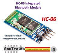 HC-06 Bluetooth Serial Transceiver Module Slave Master RS232 HC06 for Arduino