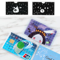 Credit  Letter ID Cards Business Passport cover Cartoon Card Holder   Protector