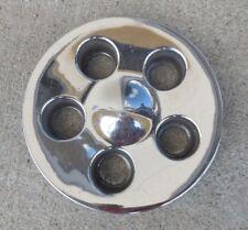 "Center cap Hubcap 1996 97 98 99 Ford Taurus 5 spoke 16"" Chrome Wheel Rim"