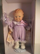 KEWPIE 12''SCOOTLES LILAC ROMPER 2002 CAMEO COLLECTIBLES EFFANBEE