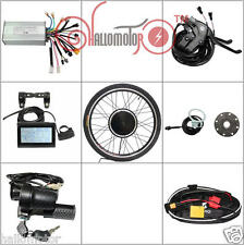 """48v 1000w 20"""" Front Wheel Ebike Conversion Kit with Sine Wave Controller"""