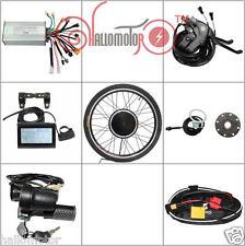"Power 48v 1500w 700C/29"" Front Wheel Ebike Conversion Kit Sine Wave Controller"