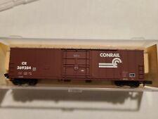 CONRAIL 50' FGE  BOX CAR--N SCALE ATLAS