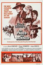 THE PROUD AND DAMNED 1972 Western Movie Film PC Mac iPhone INSTANT WATCH