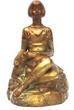 Paul Manship (American,1885-1966) Major Art Deco Artist Original Bronze c.1920's